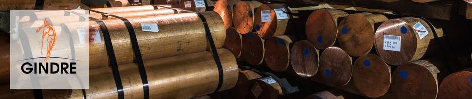 Copper mechanical characteristics | Gindre