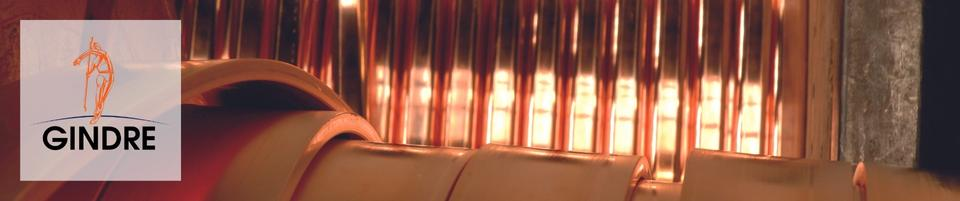 The world-wide specialist copper conductor manufacturer for electrical equipment. | Gindre